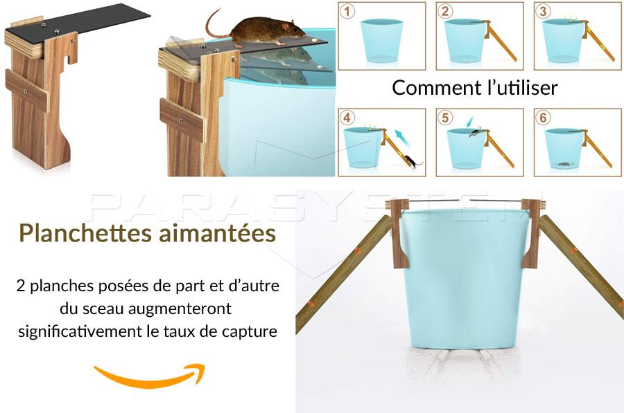 piege pour souris fait maison ventana blog. Black Bedroom Furniture Sets. Home Design Ideas