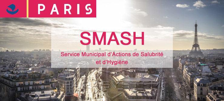 Smash Paris